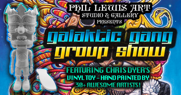 Galactic Gang - Group Show Re-Cap Video