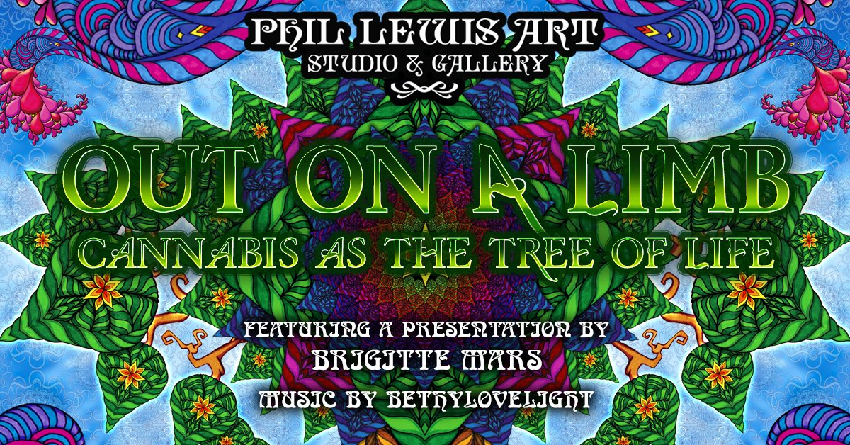 Out on a Limb - Cannabis as the Tree of Life