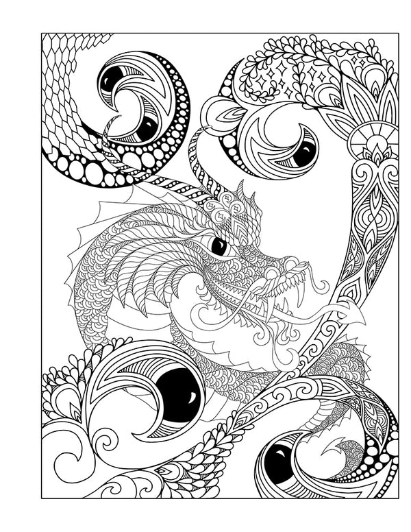 Coloring Book - 4th Edition