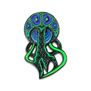 Jellyfish Right Pin