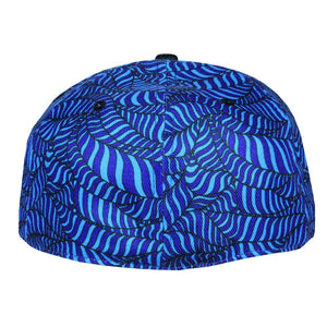 Blue Mandala Hat