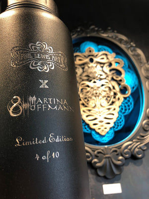 Martina Hoffmann Collaboration Bottle