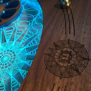 Jellyfish Nimbus - LED Laser Version