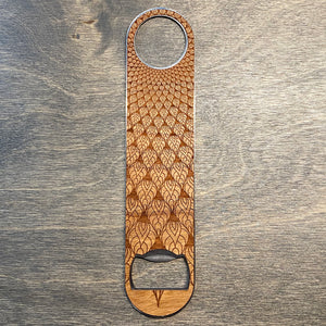 Engraved Bottle Opener