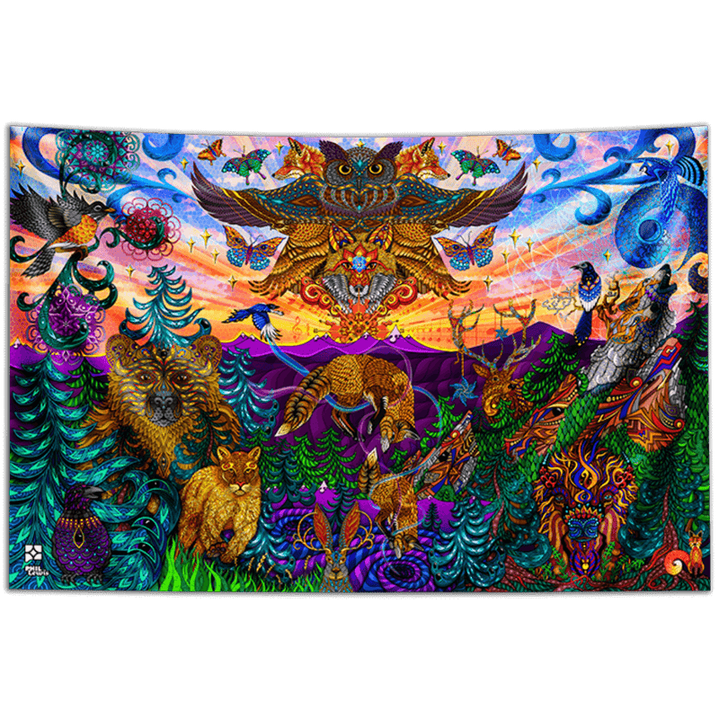 One Love Tapestry