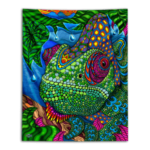 The Chameleon Tapestry