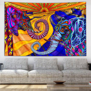 The Elephants Tapestry