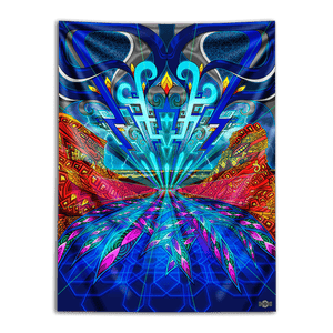 Red Rocks Tapestry