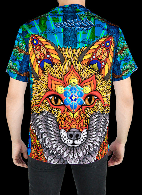 THE ELECTRIC FOX T-SHIRT