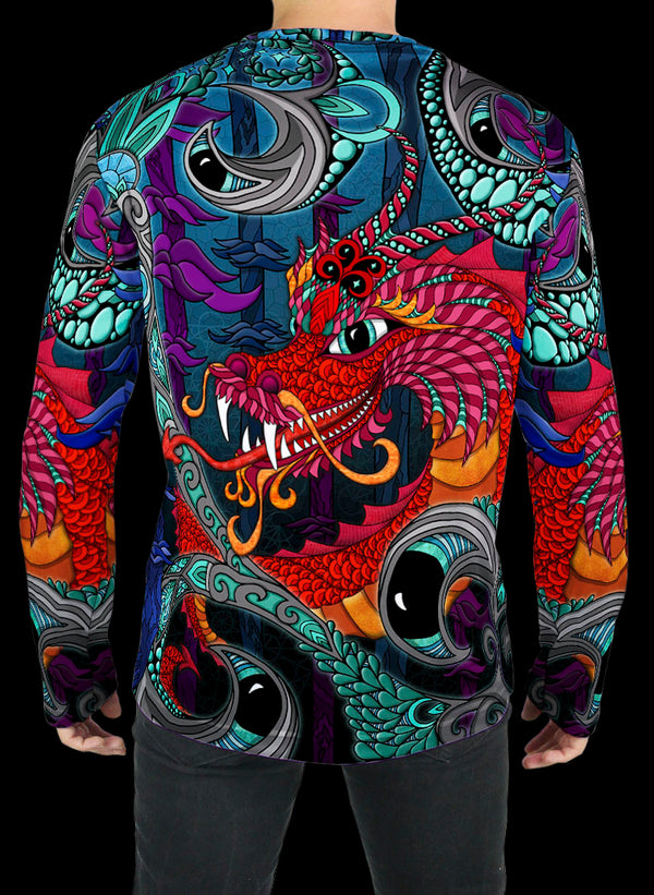 Red Dragon Long Sleeve