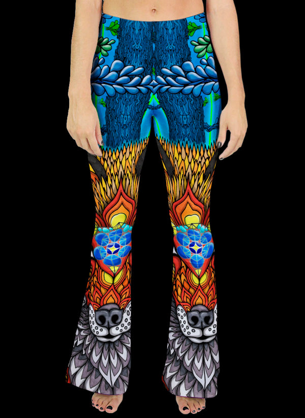 THE ELECTRIC FOX Bell Leggings