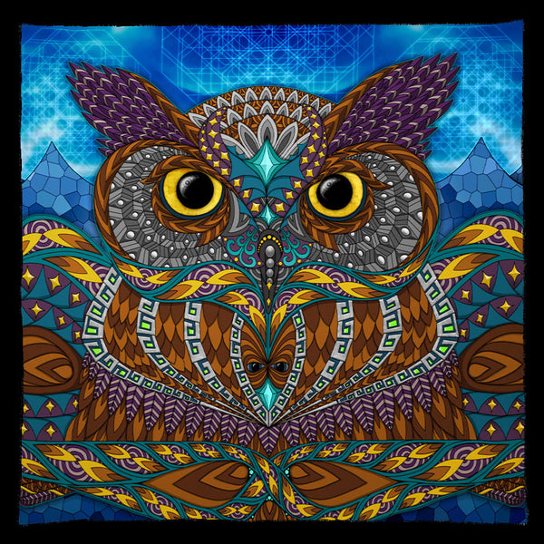 OWL EYES Bandana