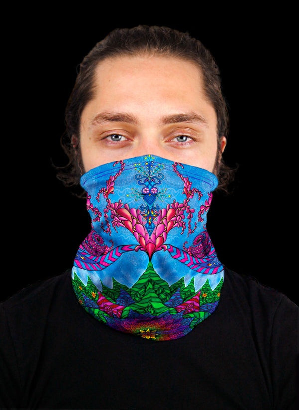 TREE OF LIFE Face Shield