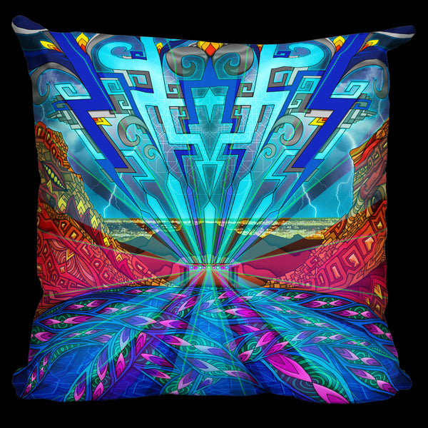 RED ROCKS Pillow