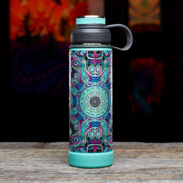 Frequency 2 - Pink Colorway - 20oz Ecovessel