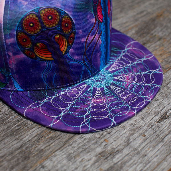 Jellyfish Nimbus Hat