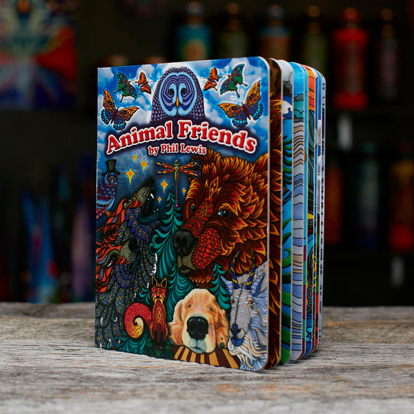 Animal Friends - Single Book