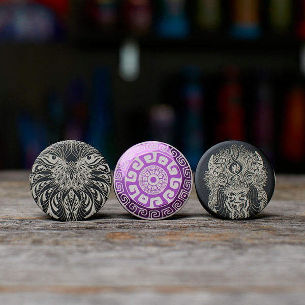 Laser Engraved Pop Sockets