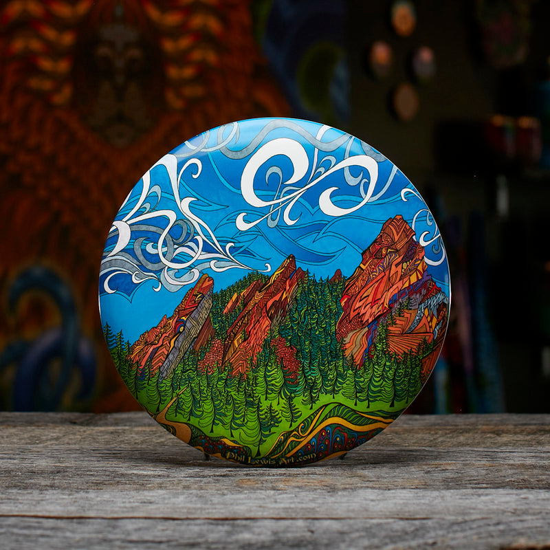 The Flatirons Golf Disc
