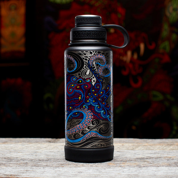 Octopus - 32oz Ecovessel