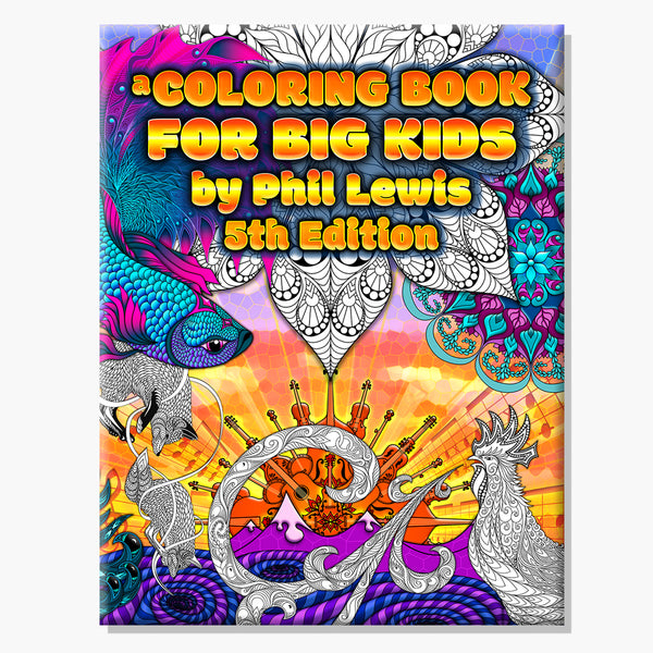 Coloring Book - 5th Edition