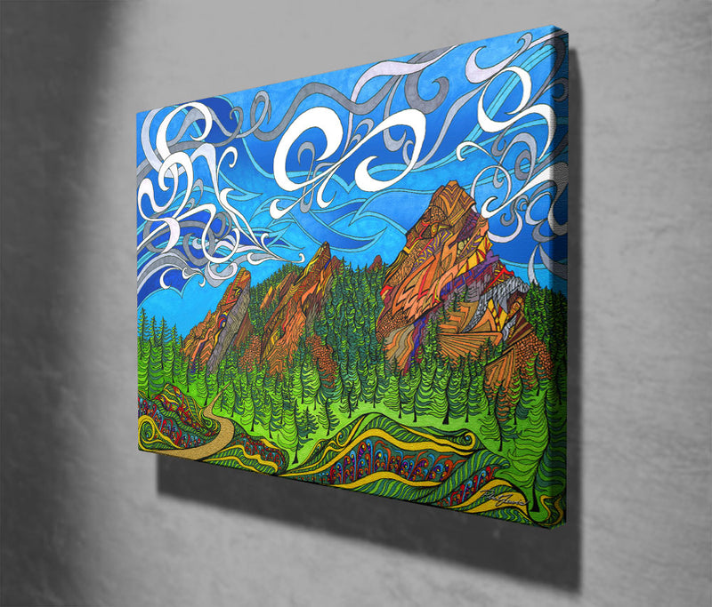 Sanitas - Canvas Print