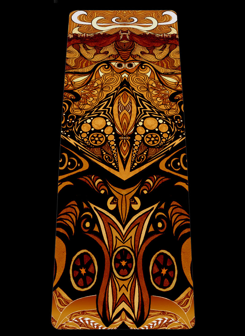 NORTHERN EXPOSURE YOGA MAT