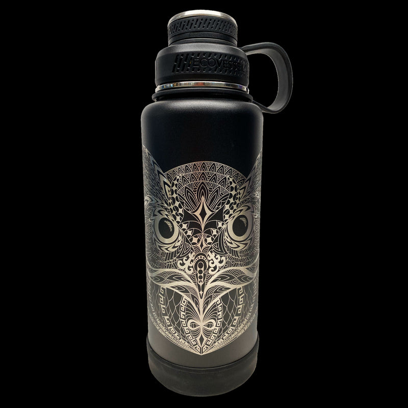 Laser Engraved Bottles