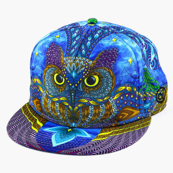 Owl Eyes Hat
