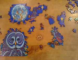 The Night Owls Puzzle