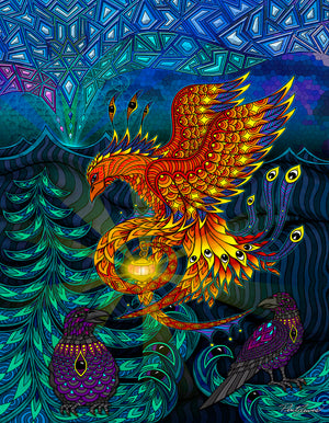 The Phoenix Tapestry