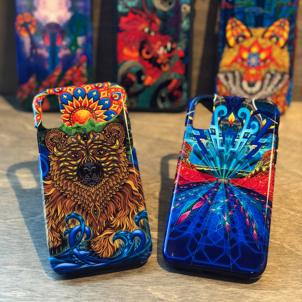 Printed Phone Cases