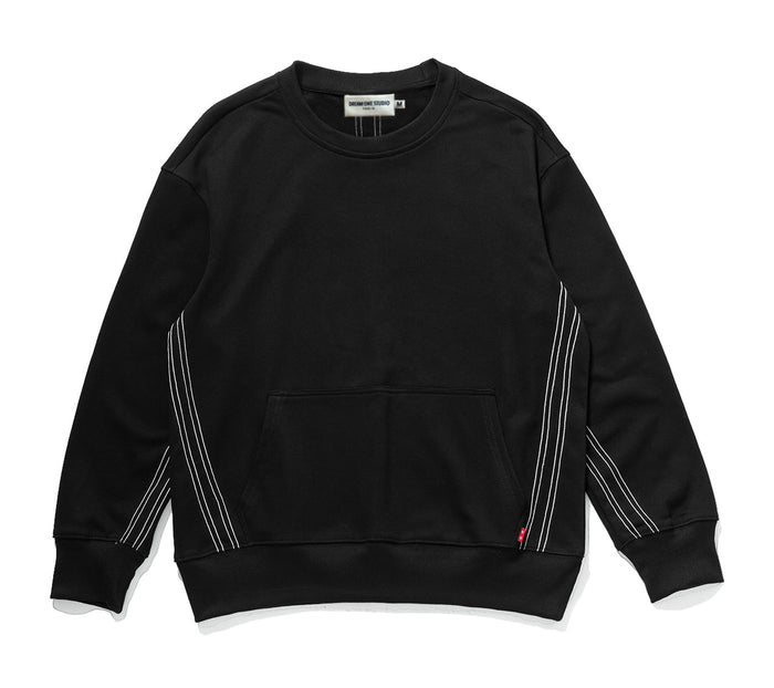 sweat unisex dream one studio black