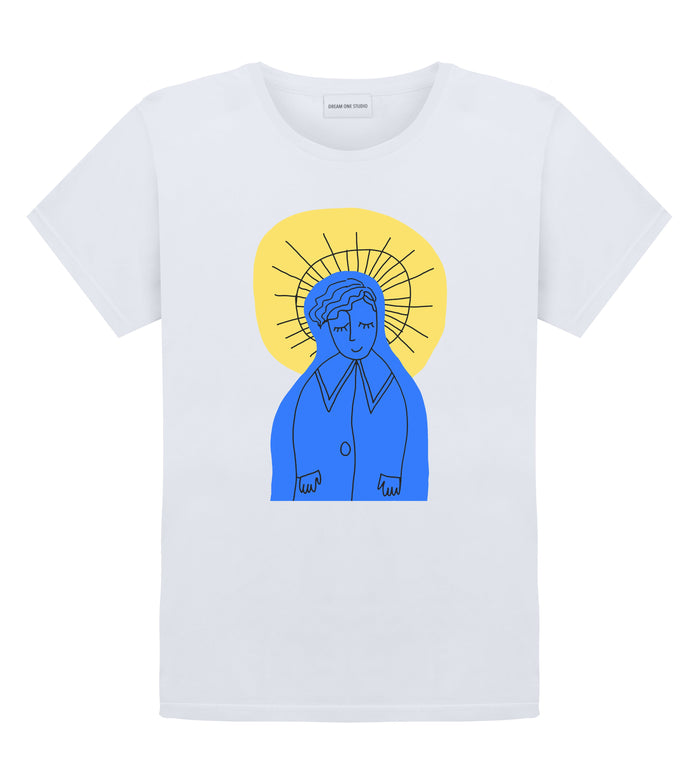 T-Shirt Unisex 100% Coton organique - Father Tee