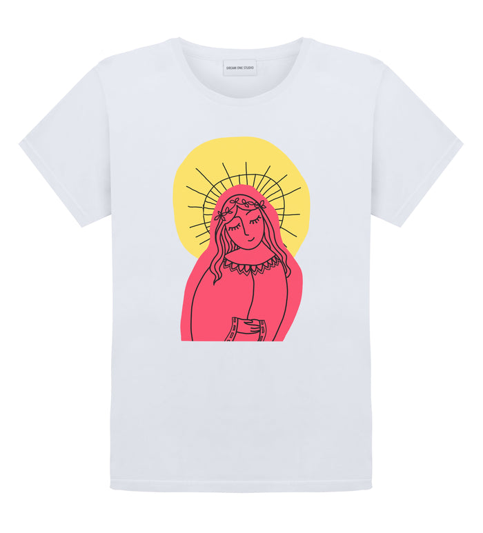 t-Shirt Unisex 100% Coton organique - Mother Tee