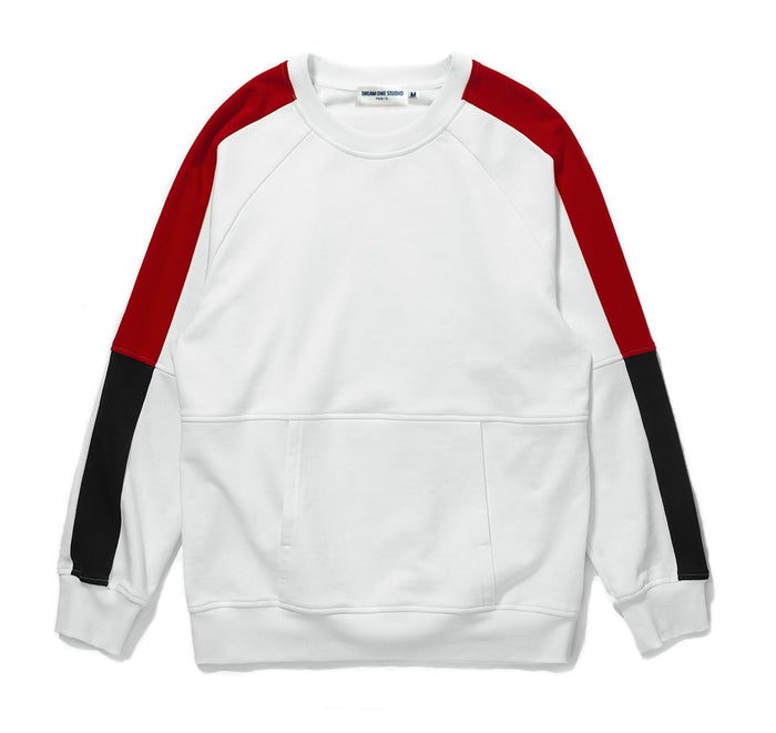 Sweat unisex dream one studio blanc