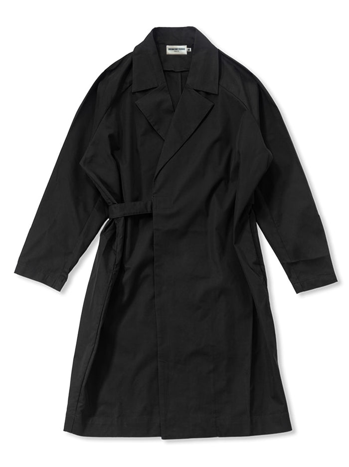 manteau dream one studio unisex black very me