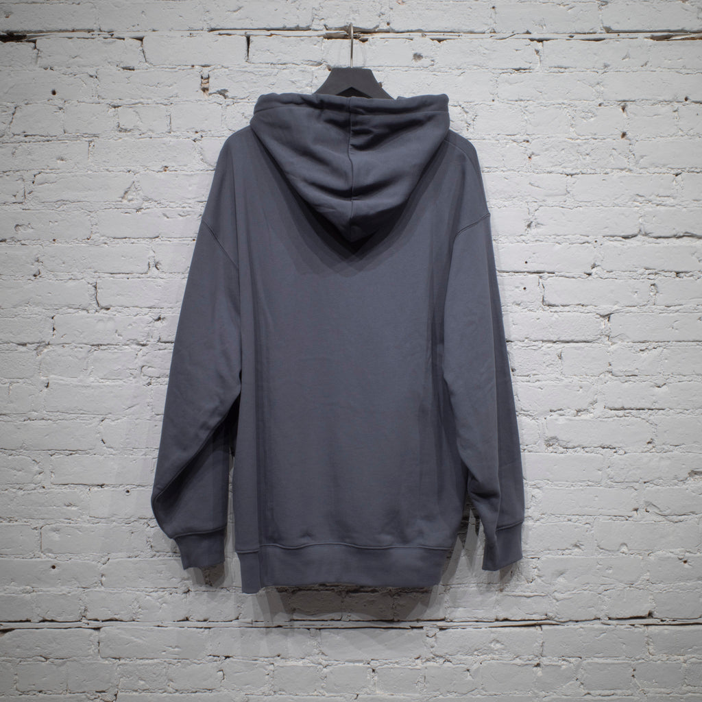 HOODED SWEATSHIRT STONE GREY