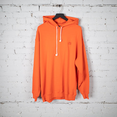 SWEATSHIRT DARK ORANGE