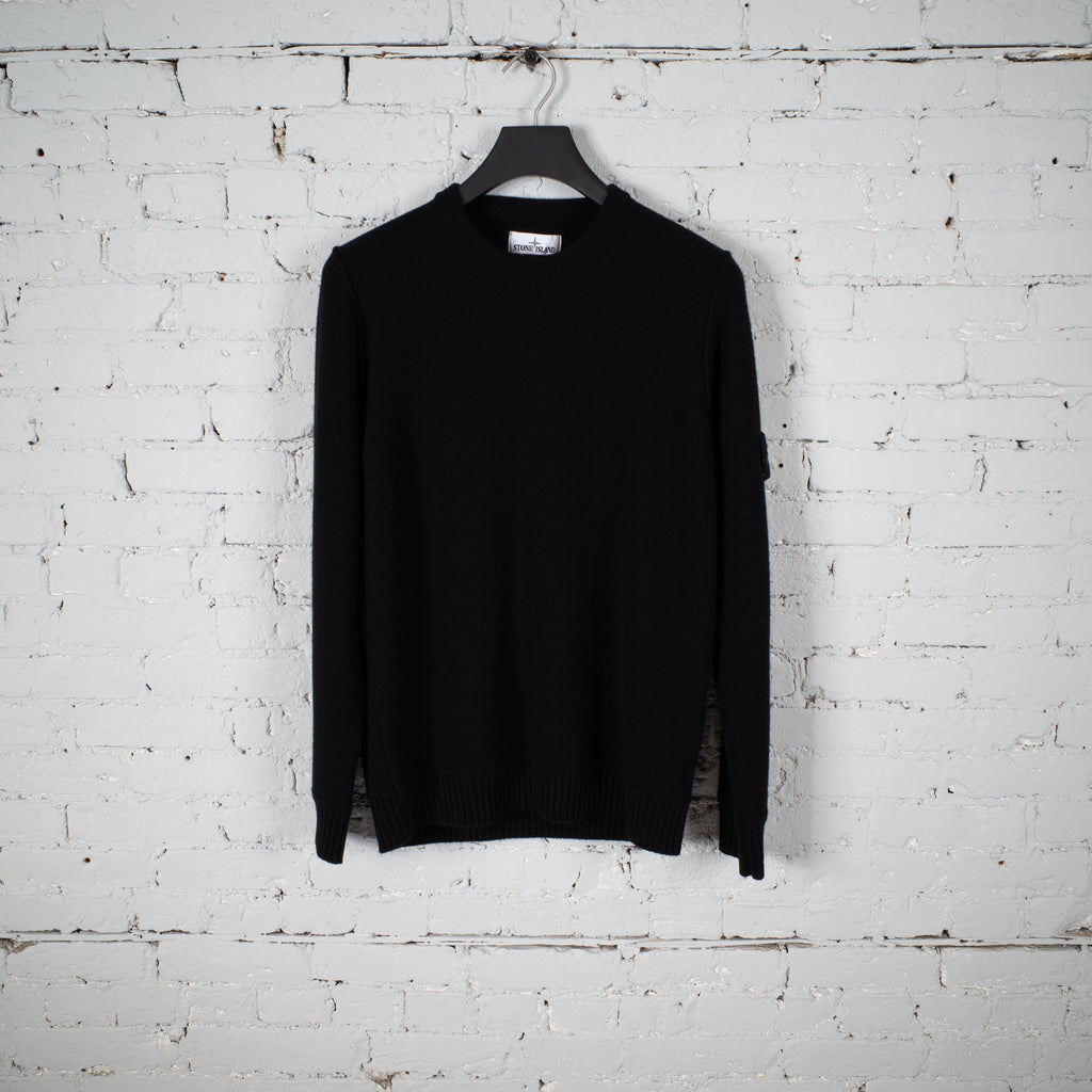 LS T SHIRT BLACK