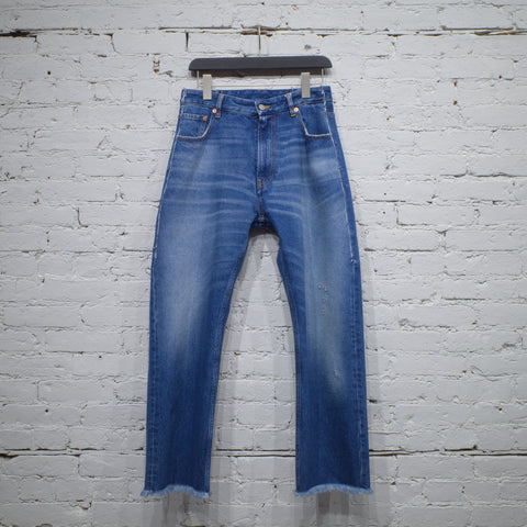 5 POCKET JEANS BLUE