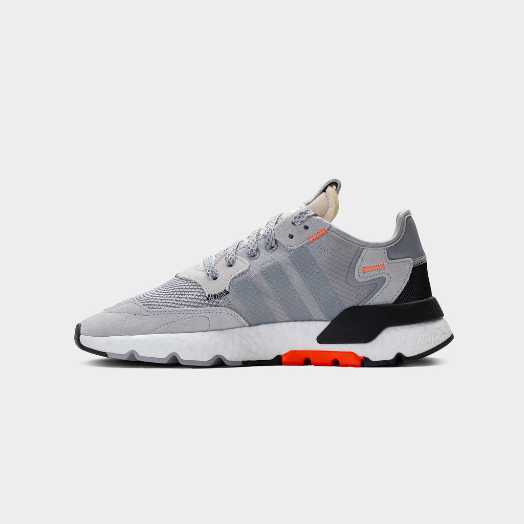 NITE JOGGER GREY/ORANGE