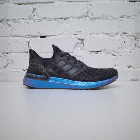 UltraBOOST 20 BLACK/BLUE