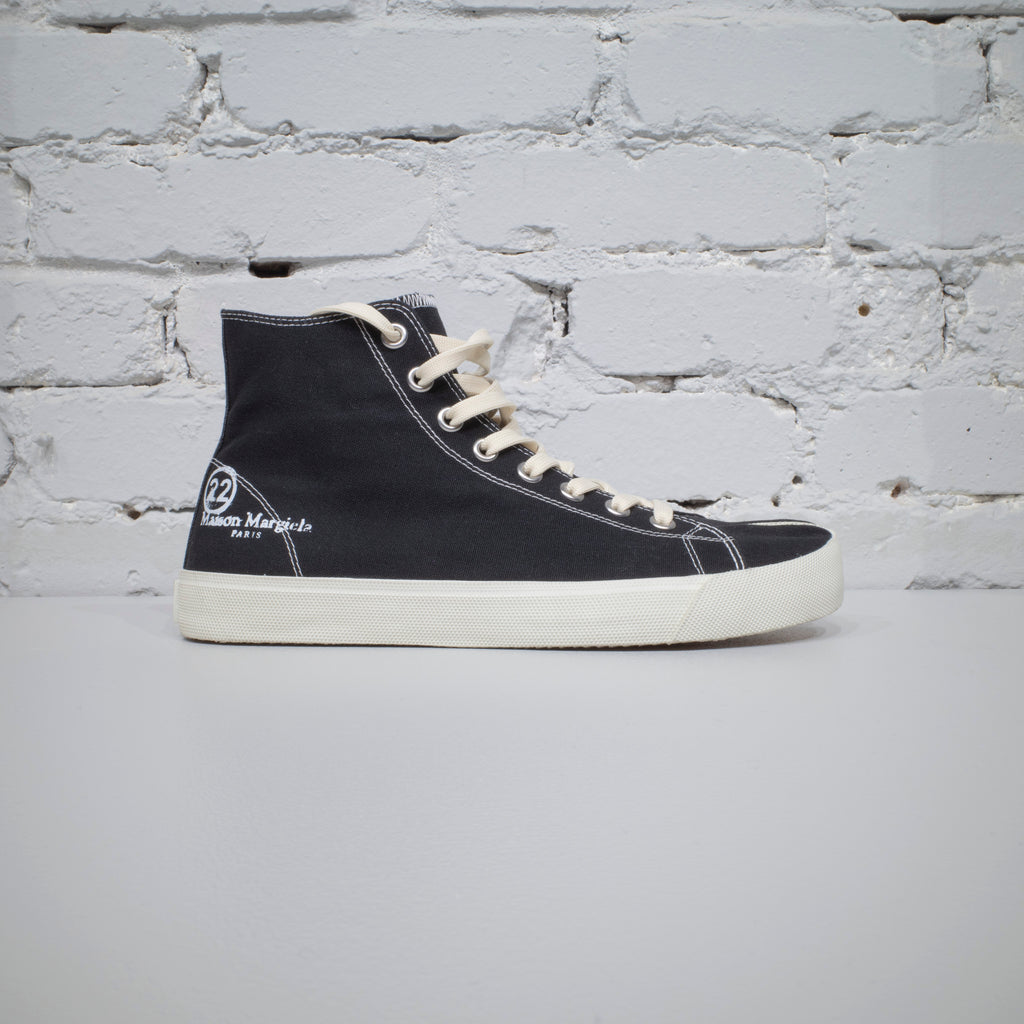 TABI SNEAKER HIGH TOP BLACK