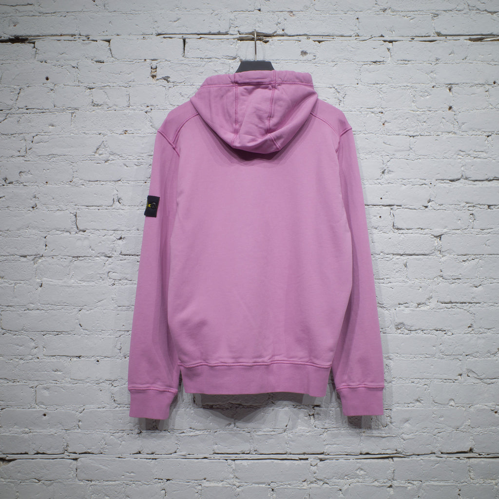 HOODED SWEATSHIRT ROSE