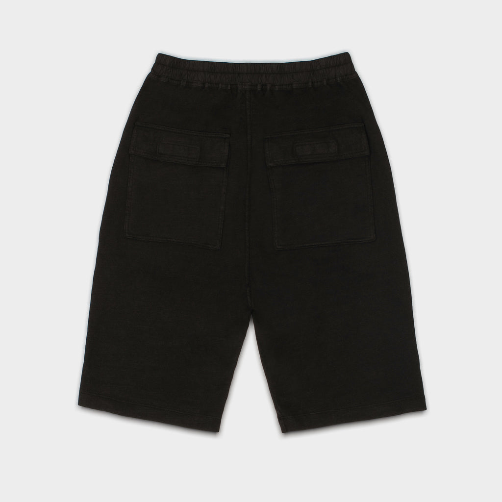 Astaire Pod Shorts Black