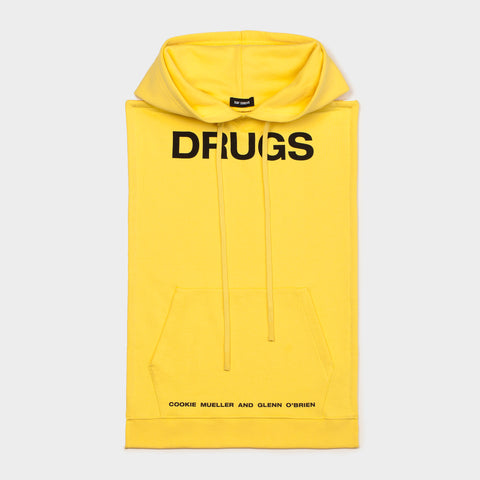 Hooded Drugs Panel Yellow