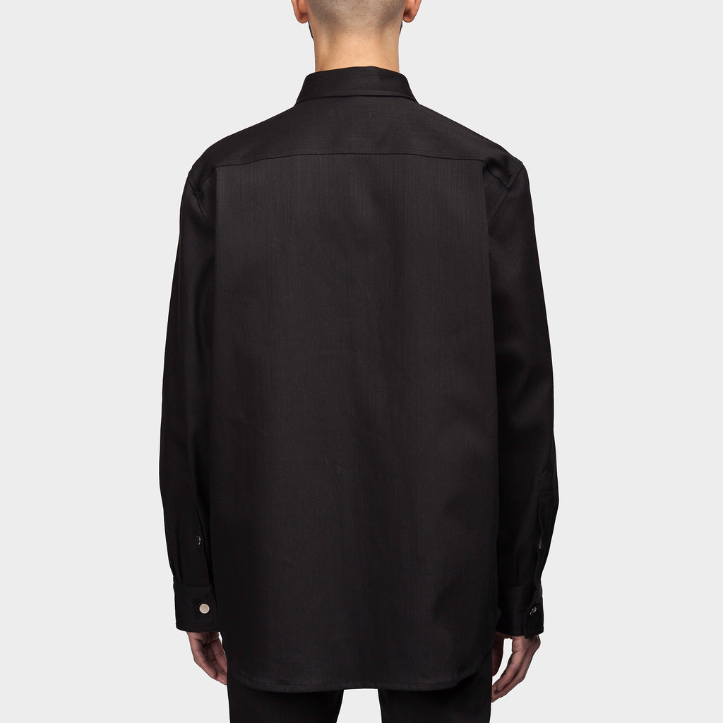 Carry Over Shirt Tape Black