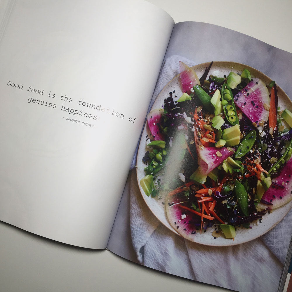 Shine cookbook