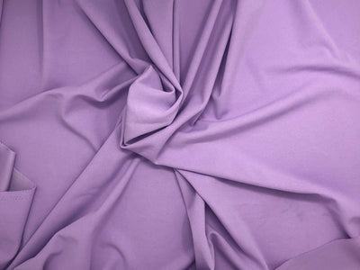 Techno Crepe Knit Solid Fabric - wholesale fabric